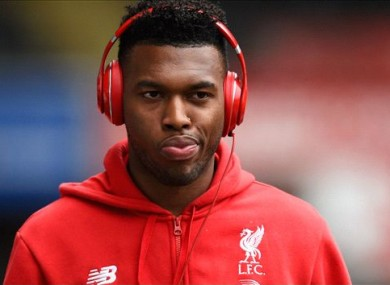 Sturridge was left out of Liverpool's Europa League clash with Villarreal on Thursday.