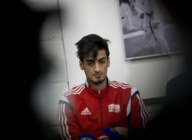 Mourad Laachraoui, considered one of Belgium's big Taekwondo talents, is the brother of Brussels bomber Najim Laachraoui.