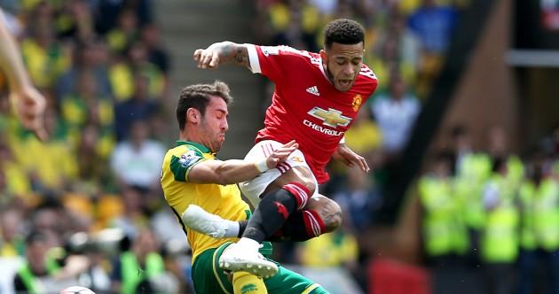 As it happened: Norwich v Manchester United, Premier League