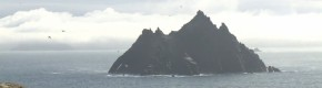 A US news network just paid a visit to Skellig Michael and it was looking well
