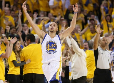 The winning ways continue for Steph Curry and the Golden State Warriors