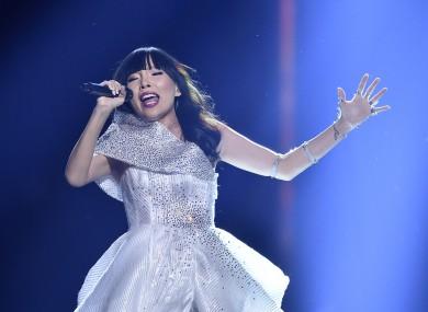 Australia's Eurovision entrant Dami