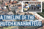 Where and when: A timeline of the Hutch-Kinahan feud