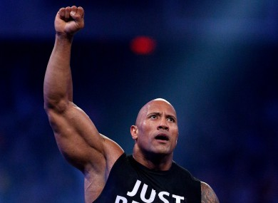 Can The Rock (in app form) help you achieve your goals? Only one way to find out...