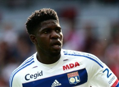 Umtiti is uncapped at senior level for France but may make his debut against Iceland at Euro 2016.