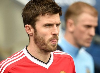 Michael Carrick is expected to confirm a contract extension with Man United.