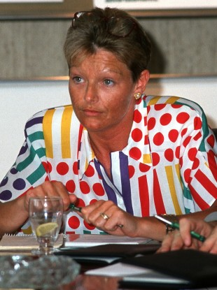 Murdered journalist Veronica Guerin