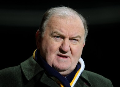 George Hook is set to leave the Irish Independent after more than a decade writing for them.