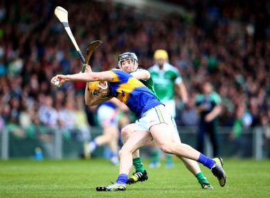 Limerick's Graeme Mulcahy and Tipperary's Ronan Maher will be in opposition next Sunday.