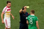 Ireland's players know the Italian who will referee their Euro 2016 tie with France well