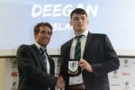 Ireland's Max Deegan wins U20 Player of the Tournament award