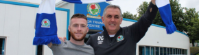 Ireland's Jack Byrne to continue development in the Championship with Blackburn