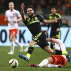 The luckless Carvajal was only ruled out through injury after last Saturday's Champions League final when he came off for Real Madrid.<span class=