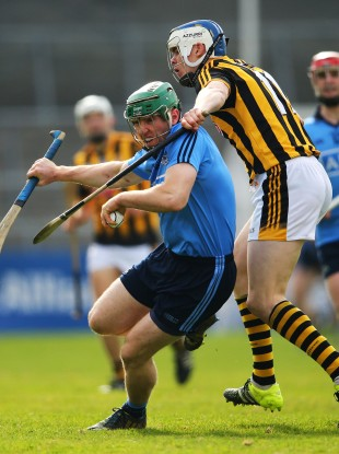 Dublin's Johnny McCaffrey and Kilkenny's TJ Reid will be in opposition next weekend.