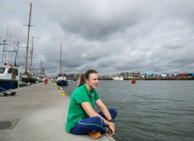Annalise Murphy is optimistic she can fulfill her potential at the Rio 2016 Olympics.