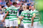 Griffiths the saviour as Celtic secure crucial Champions League draw
