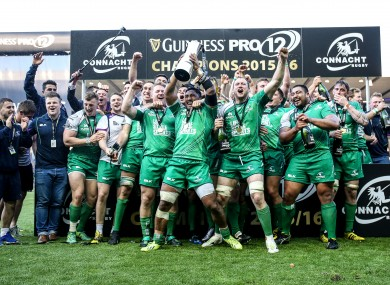 Connacht face Glasgow in their opening game.