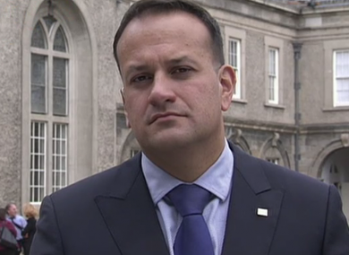 An Irish Times opinion poll during the week showed that Varadkar would be the most popular choice to succeed Enda Kenny.