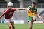 McBrearty inspires Donegal to battling win over Cork and sets up clash with Dublin