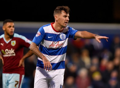 Grant Hall impressed for QPR in the Championship last season.