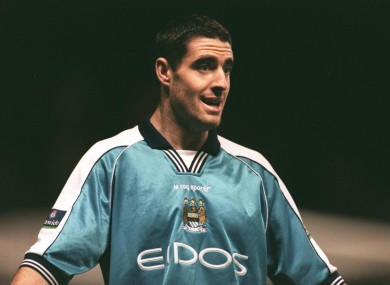 Kennedy spent two seasons at City.