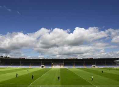 Semple Stadium will hosts next Sunday's games.