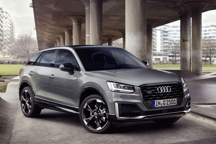 Books Open For Audi Q Edition TheJournalie - Audi ireland