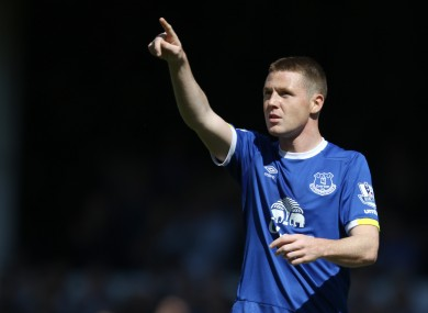James McCarthy has made almost 100 appearances for Everton since joining them in a deal worth £13m in 2013.