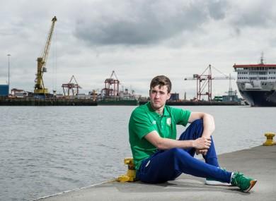 Sailor Finn Lynch will represent Ireland in the Men's laser.