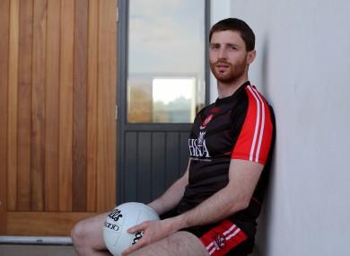 Gerard O'Kane has brought his Derry senior career to an end.