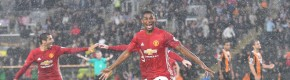 Last-gasp Rashford goal sees United break Hull hearts