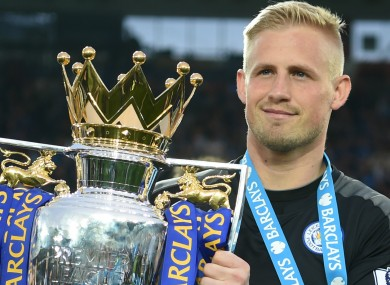 Kasper Schmeichel believes Leicester are just as hungry as ever.