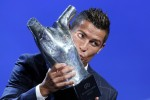Ronaldo beats Bale and Griezmann to Best Player in Europe award