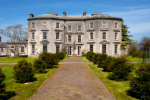 Loughton House in Offaly, the country residence of Fine Gael deputy leader Dr James Reilly and his wife Dorothy.
