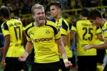 Schuerrle strikes late as Borussia Dortmund deny Real Madrid