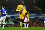 Benteke cancels out Lukaku opener to deny Everton win at Palace