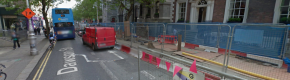 Half of Dawson Street will close for four weeks to allow for Luas works
