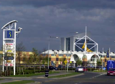Blanchardstown Shopping Centre.