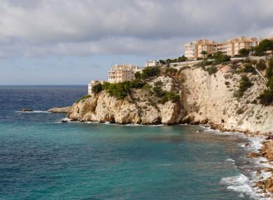 File photo of Santa Ponsa.