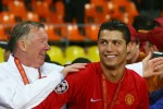 'Ronaldo made himself' - Ferguson