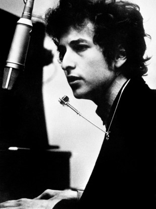 Dylan during his mid-60s peak.