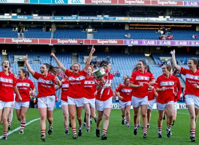 Cork: 11 All-Ireland wins in 12 years.