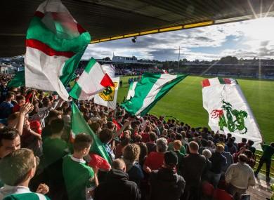 Cork City fans (file pic).