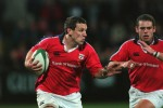Munster cult hero 'Dutchy' Holland pushing the Hurricanes to new heights