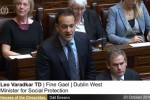 As it happened: Leo Varadkar grilled on TDs' salaries, Brexit ... and a golf club