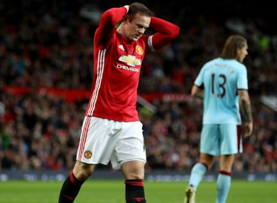 There is mounting speculation that Manchester United captain Wayne Rooney will leave the club.