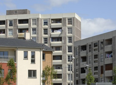 Named after 1916 leaders, the flats in Ballymun have all been demolished