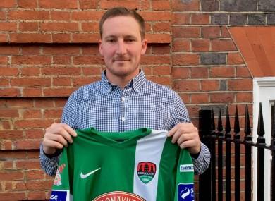Campion joins from Sligo Rovers.