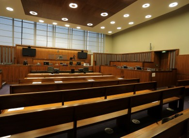 The Courts of Criminal Justice in Dublin