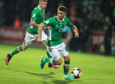 Wes Hoolahan has been a key player for Ireland under Martin O'Neill.